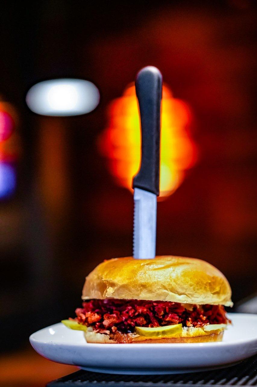 Spud shack burgers